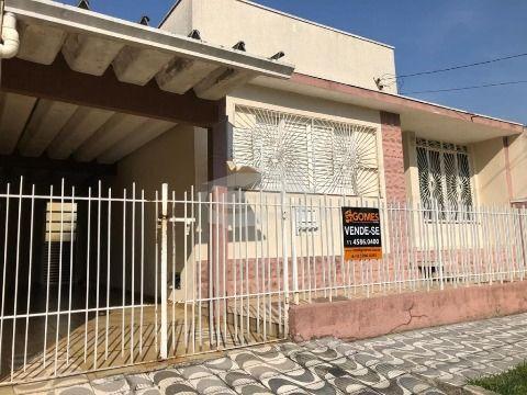 Casa à Venda c/ 02 Dorms / Quintal, na Avenida 14 de Dezembro - Jundiaí / SP