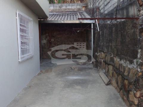 Casa à Venda na Vila Comercial, com 02 Dorms / Quintal / Garagem - Jundiaí / SP