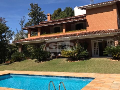 Chácara / Casa à Venda - Parque da Fazenda -  4 Dorms, 4 Suítes, Amplo Quintal c/ Área Verde - Itatiba / SP
