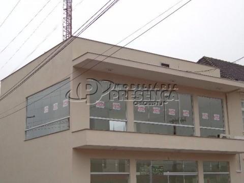 Sala Comercial - Centro, Corupá