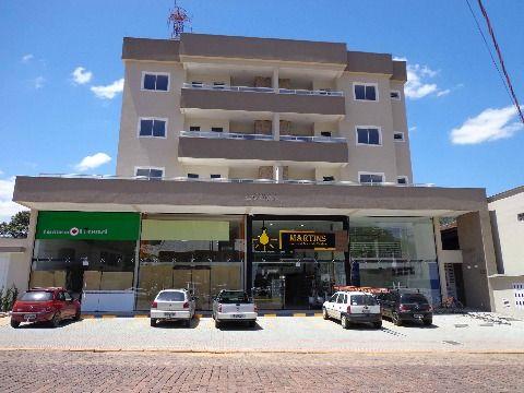 Apartamento Novo 1 suíte + 1 dormitório - Centro, Corupá