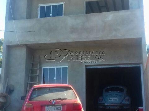 Sobrado 2 Dormitórios - Itapocu, Corupá