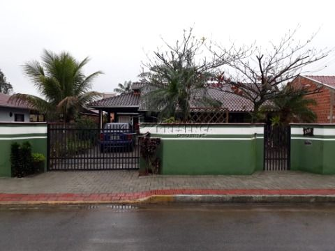 Terreno com 2 casas - Seminário, Corupá