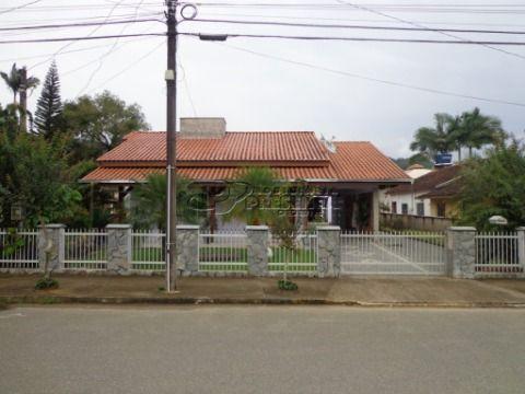Casa 4 dormitórios, sendo 1 suíte - Seminário, Corupá