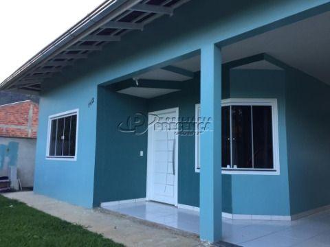 Casa 3 Dormitórios - Seminário, Corupá/SC