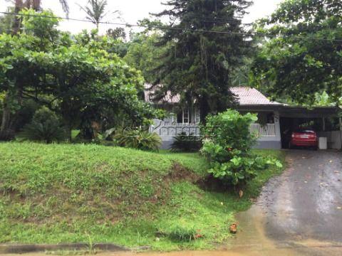 Terreno 1.100m² com Casa de Madeira - Bomplandt, Corupá/SC