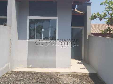 Casa 2 Dormitórios - Rio Novo, Corupá