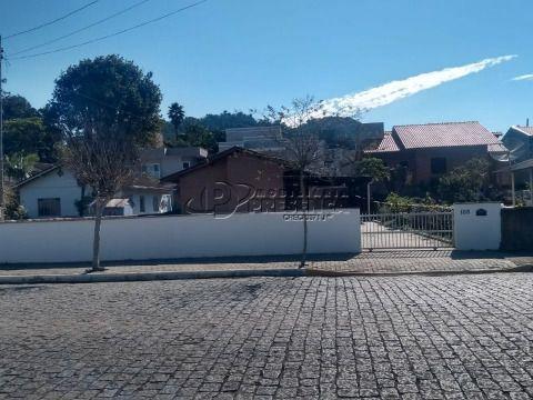 Casa 1 Dormitório - Centro, Corupá