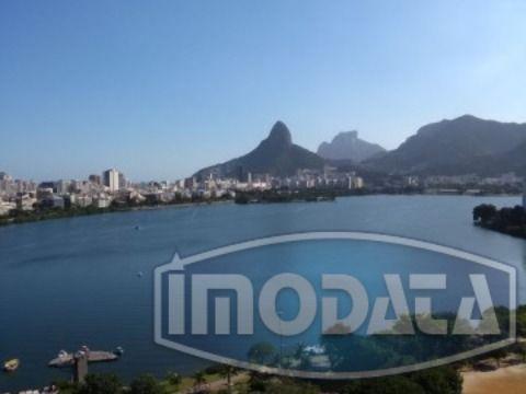 Apartamento em Lagoa - Rio de Janeiro