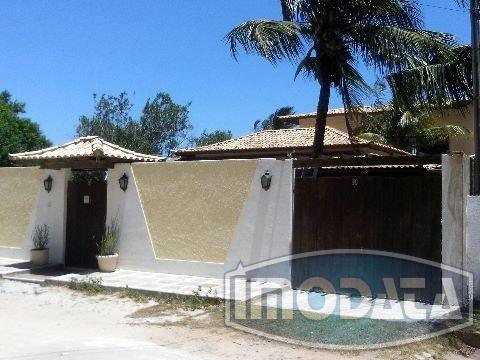 Araruama - Casa 3 quartos