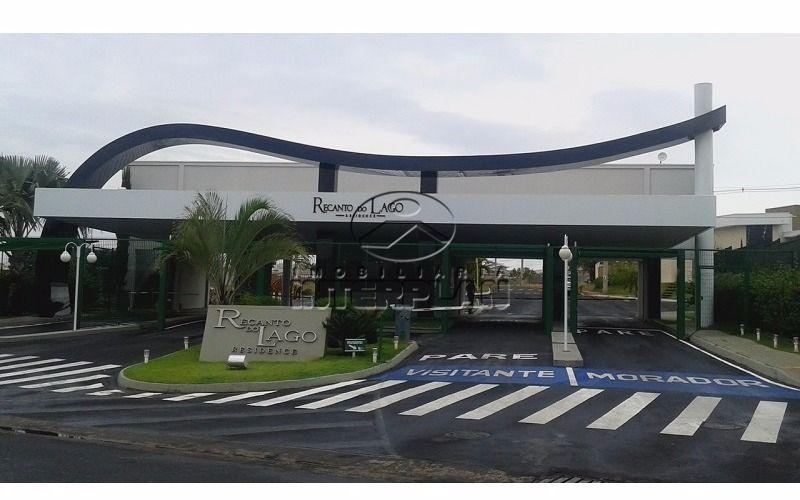 Terreno Condominio São José do Rio Preto SP Bairro Cond. Recanto do Lago