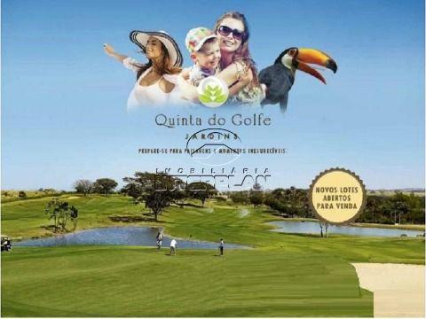 Ref.: TE33671, Terreno Condominio, Rio Preto - SP, Cond. Quinta do Golfe Jardins