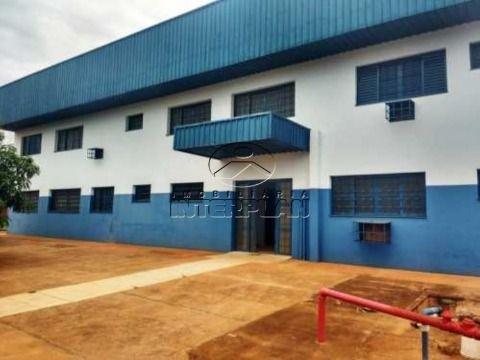 Salão Comercial - Para Locação - Dist. Industrial Carlos Arnaldo Silva - SJRio Preto - SP - Ref.: SA96216