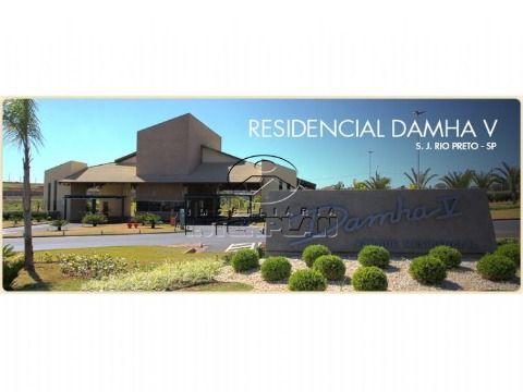 Terreno em Condomínio - À Venda - Cond. Damha V - SJRio Preto - SP - Ref.: TE33826