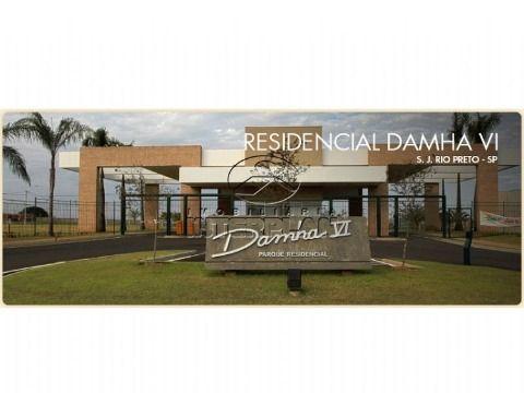 Terreno em Condomínio - À Venda - Cond. Damha VI - SJRio Preto - SP - Ref.: TE33824