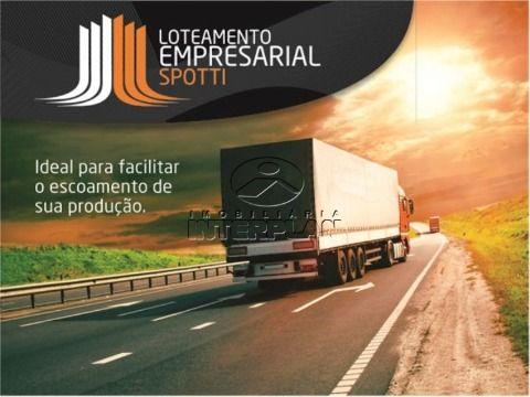 Terreno Comercial, Terreno Industrial - À Venda - Loteamento Empresarial Spotti - SJRio Preto - SP - Ref.: LA90066/04