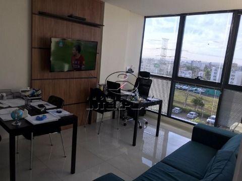 Sala Comercial - À Venda - Bairro: Jardim Vivendas - Cond. Edif. Georgina Business Park - SJRio Preto - SP - Ref.: SL45202