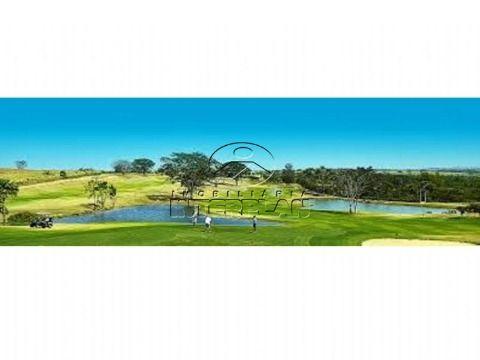 Terreno em Condomínio - À Venda - Cond. Quinta do Golfe Jardins - SJRio Preto - SP - Ref.: TE33879