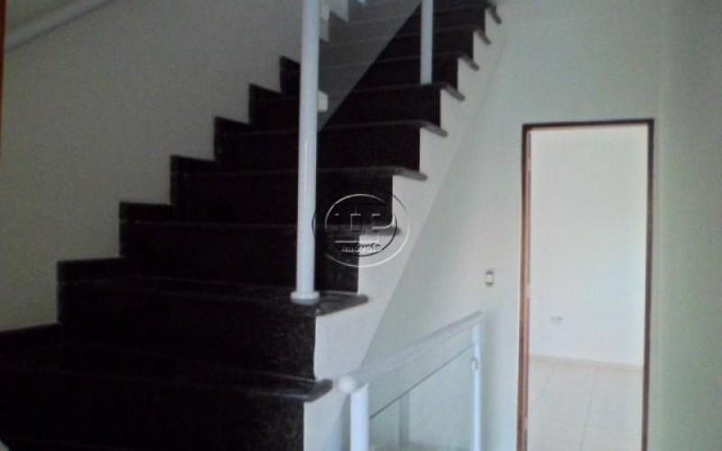 Escadas para terraço