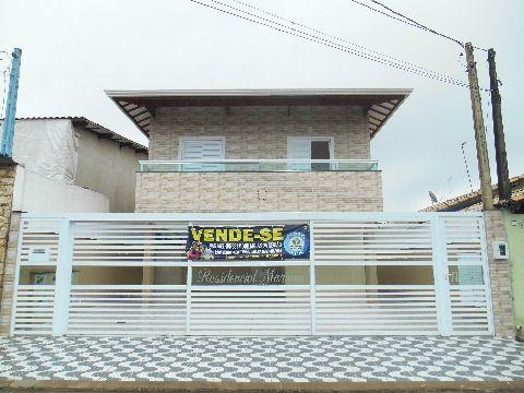 Casa em Condominio em Maracanã - Praia Grande