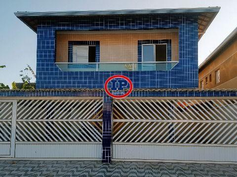 Casa em Condominio em Curva do S - Praia Grande