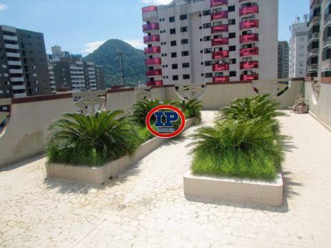 Cobertura Duplex em Canto do Forte - Praia Grande
