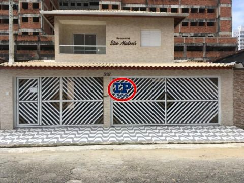 Casa em Condominio em Mirim - Praia Grande