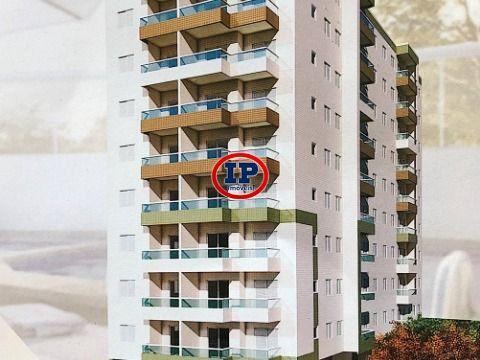 Apartamento em Vila Mirim - Praia Grande