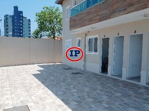 Casa em Condominio em Caiçara - Praia Grande