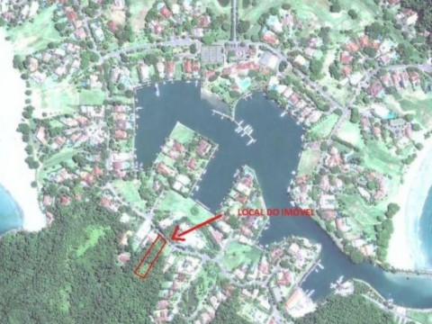 Terreno residencial à venda, Centro, Paraty - TE0109.