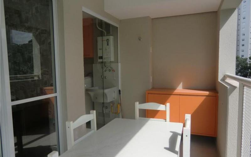 Lindo apartamento no Morumbi, novinho, ideal para casal. Venha se encantar!