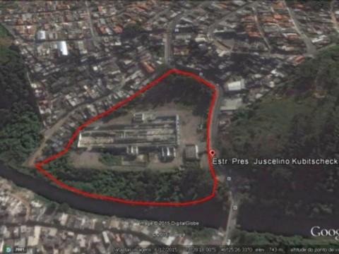 Terreno  comercial à venda, Jardim dos Pimentas, Guarulhos. 36.657,00 m² de área