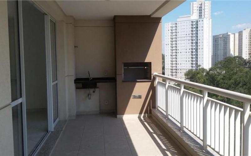 Ótimo apartamento, novíssimo com varanda gourmet à venda, Morumbi, São Paulo.
