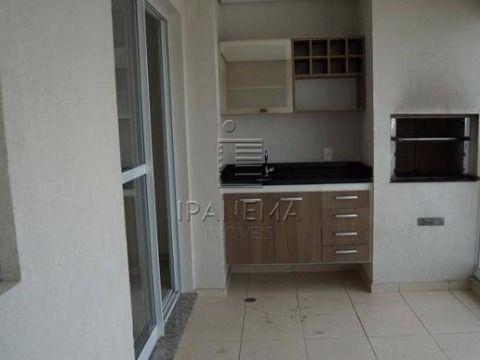 Lindo apartamento para locação com 2 Suítes, Varanda Gourmet com churrasqueira,