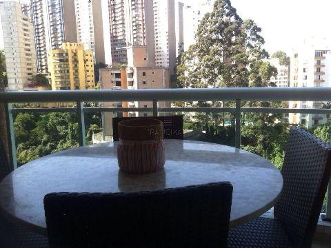 3 Dorm 1 suite 2 vagas, próximo a Shopping e Parque Burle Marx