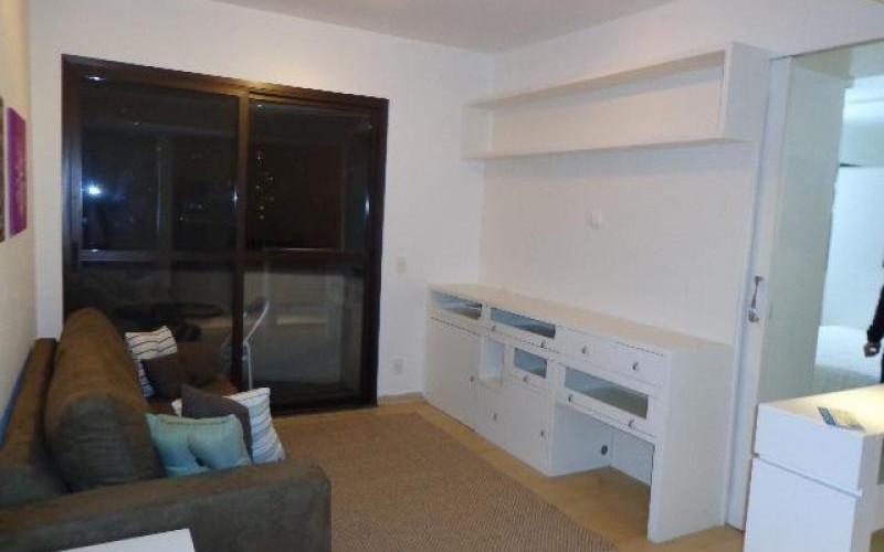 Apartamento para locação mobiliado no Morumbi, São Paulo, pronto para morar,muito bem localizado no Morumbi São Paulo.