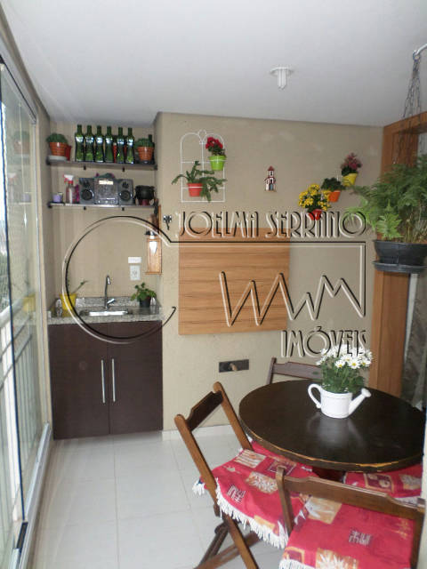 Apartamento 3 dormitórios sendo 1 suíte em São Paulo