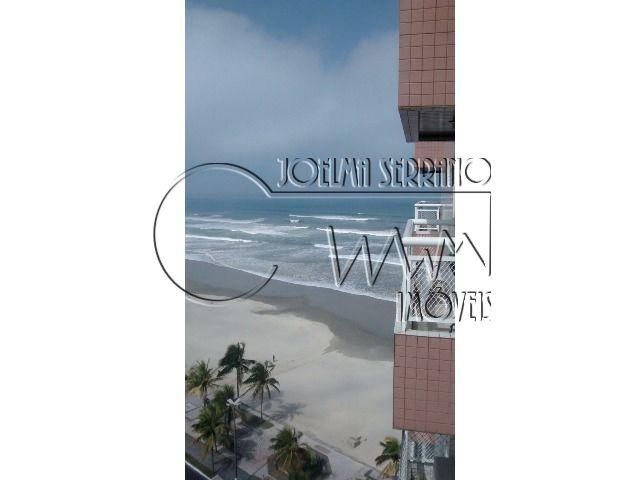 Apartamento 2 dormitórios sendo 1 suíte em Praia Grande