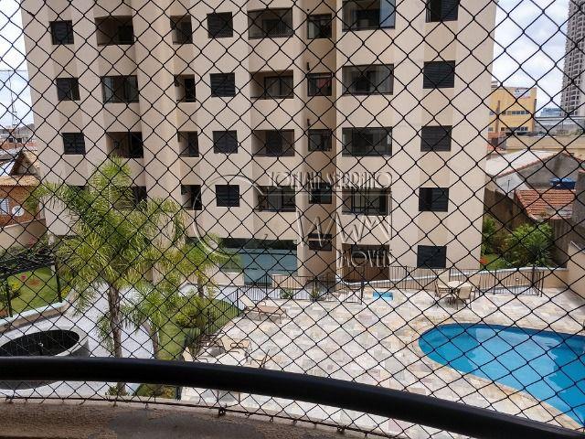 Apartamento 2 dormitórios sendo 1 suíte em Mooca - São Paulo