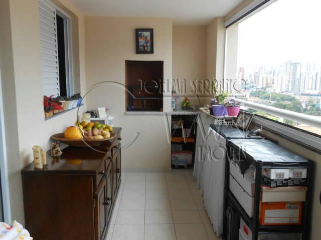 Apartamento 3 dormitórios sendo 1 suíte em Vila Gumercindo - São Paulo