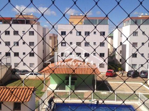 Vendo apartamento no condomínio Lisboa Life