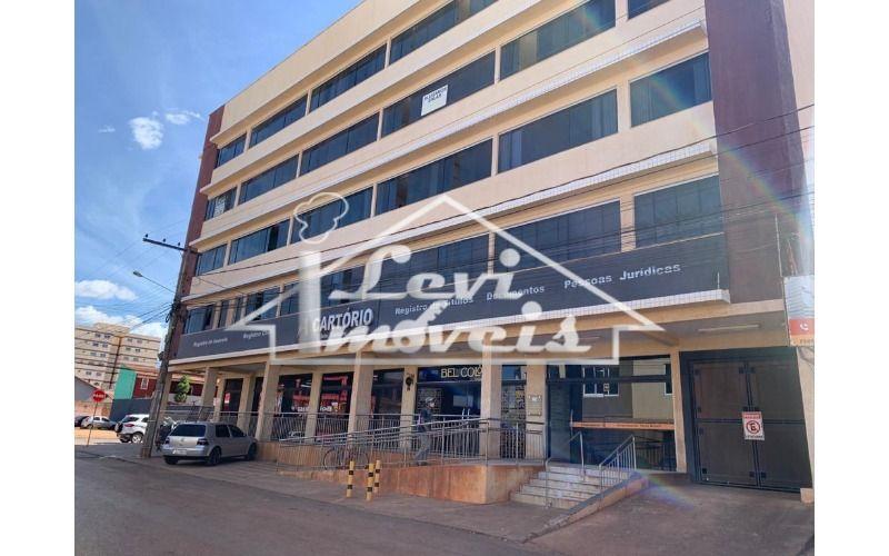 Vendo sala comercial 55m² ,no prédio do Cartório, Esplanada III