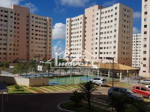 Excelente Apartamento 02 Quartos em Condomínio Fechado