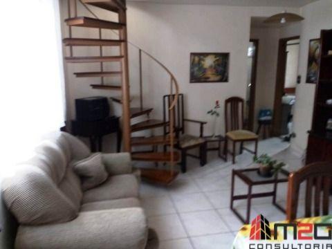 Cobertura Duplex com 3 Dormitórios e 2 Vagas à Venda na Vila Romana