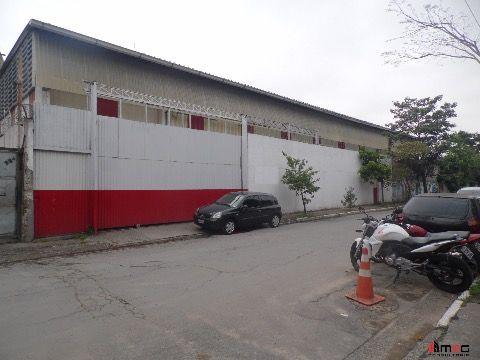 Galpão para locação no bairro do Limão.
