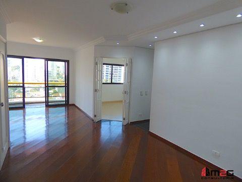 Excelente apartamento para Locação no Jardim América com 126 metros