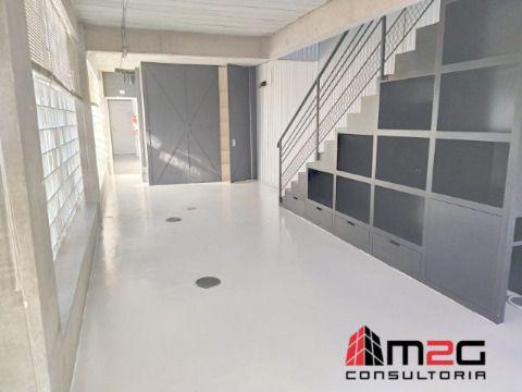 Conjunto comercial duplex para locação em Pinheiros.