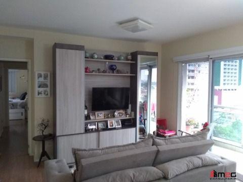 Apartamento de 3 Dormitórios e 2 Vagas para Venda na Vila Romana