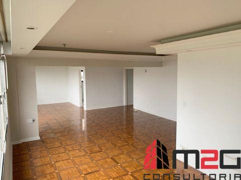 Morar bem na Vila Romana, apartamento de 165m² com 4 dormitórios e 2 vagas.