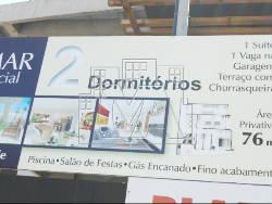 LANÇAMENTO DE APARTAMENTO EM PRAIA GRANDE , SENDO 2 DORMITÓRIOS COM 1 SUITE , SAGADA COM CHURRASQUEIRA , LAZER NO PRÉDIO , PRÓXIMO A PRAIA E FEIRA ...